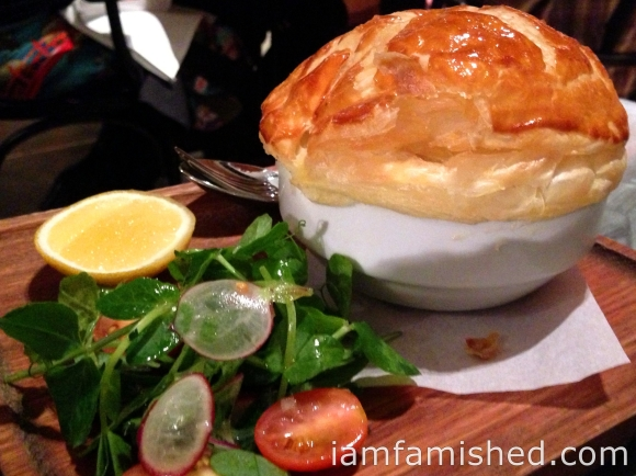 Fishermans Pot Pie