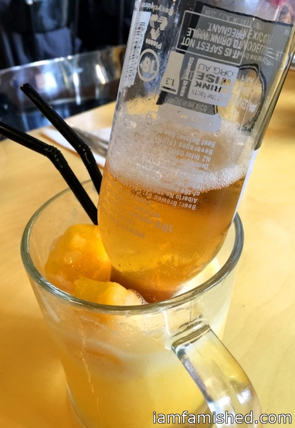 Mango Coronarita Warra Warra Beer Cocktail 1