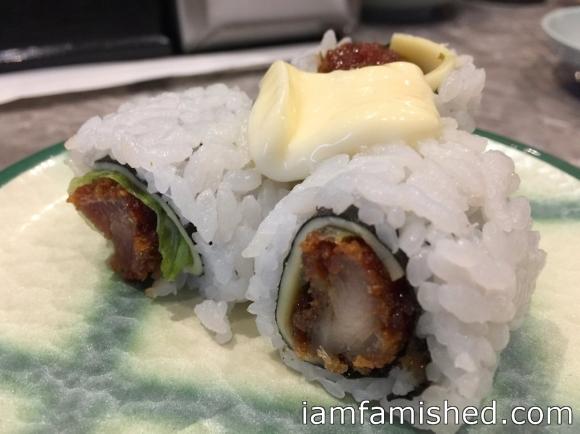 Chicken Katsu & Cheese