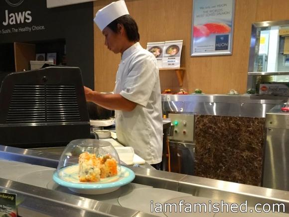Sushi train 1
