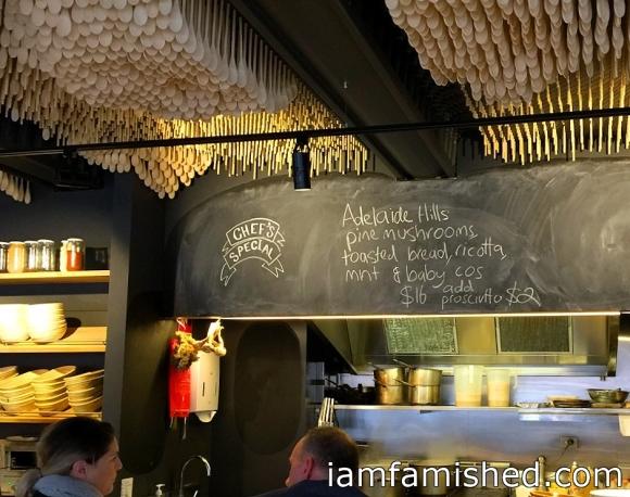 Chef's special board